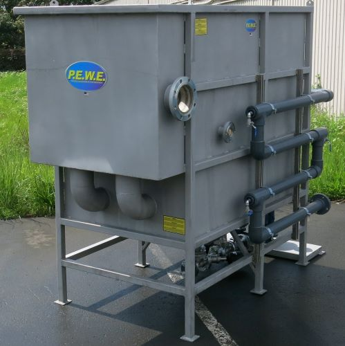 PEWE OWS-P Oil Water Separator