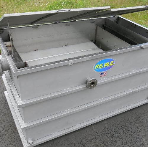 PEWE OWS Oil Water Separator