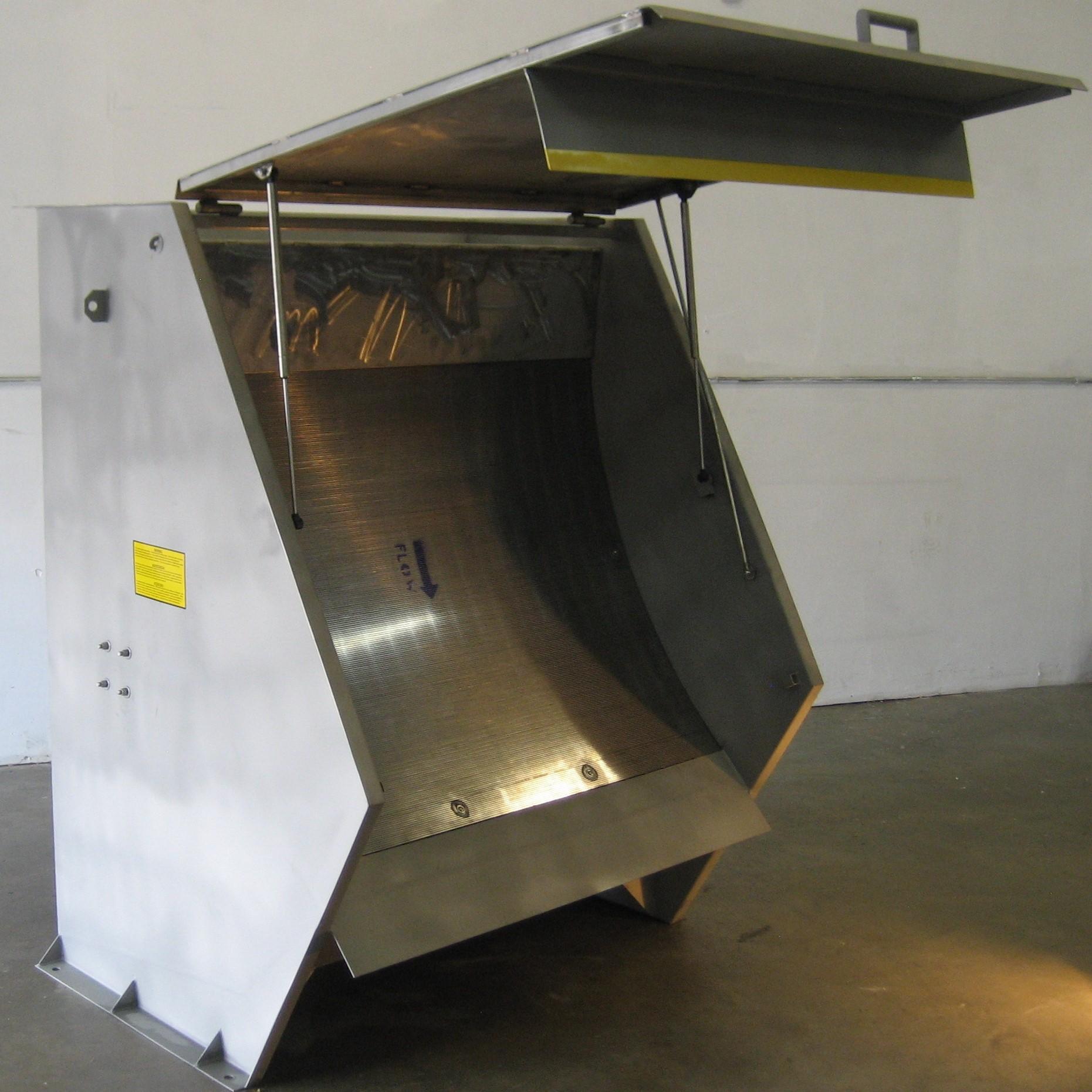 SuperSkreen SSP Parabolic Sidehill Screening System