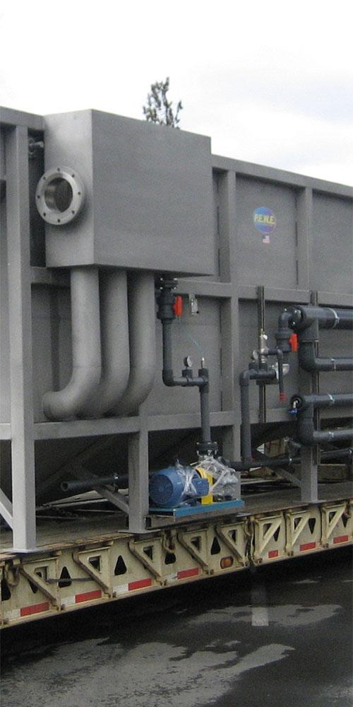 process engineered water equipment water tank