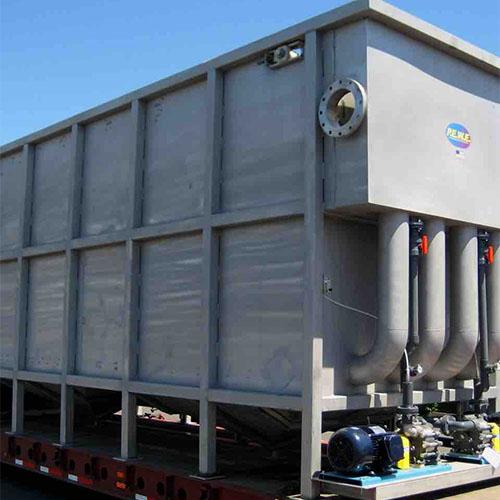 process engineered water equipment tank